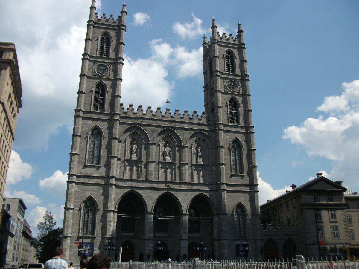 Notre Dame - Montréal