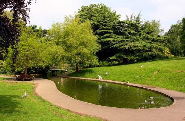 Royal Victoria Park, em Bath
