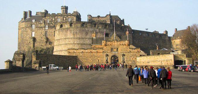 Edimburgo - Palácio