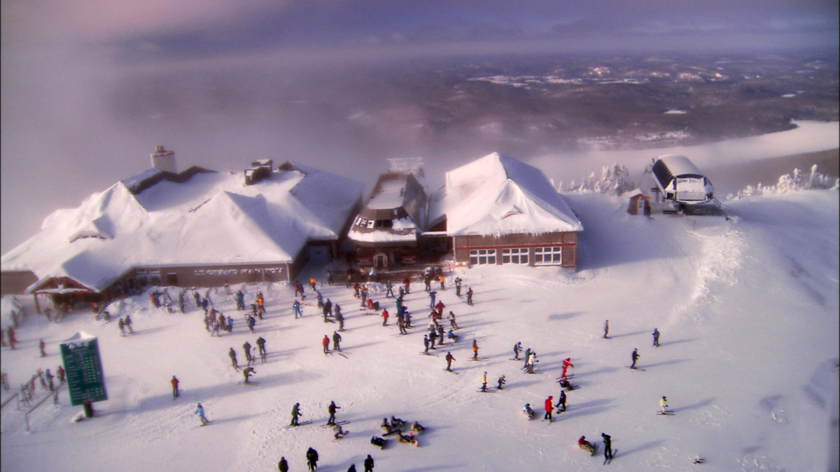 mont tremblant skiing