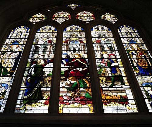 vitrais de Abbey Church