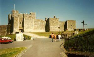 Outro ângulo do lindo castelo