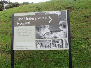 Hospital do Dover Castle