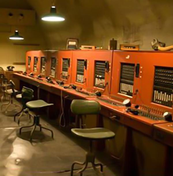 sala de comunicação