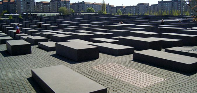 Berlim - Memorial do Holocausto