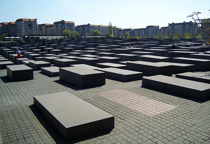 Berlim - Memorial do Holocausto