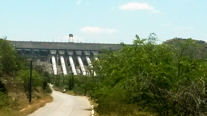 Xingó_hidrelétrica