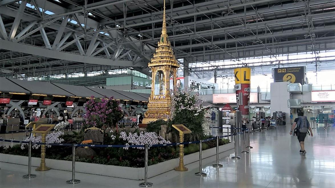 1 Bangcoc aeroporto