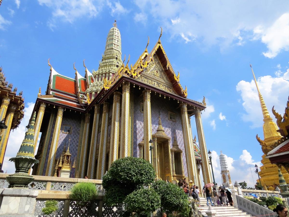 Royal Pantheon de Wat Phra Kaew