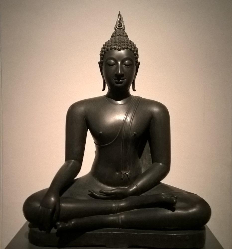 Mais um Buda