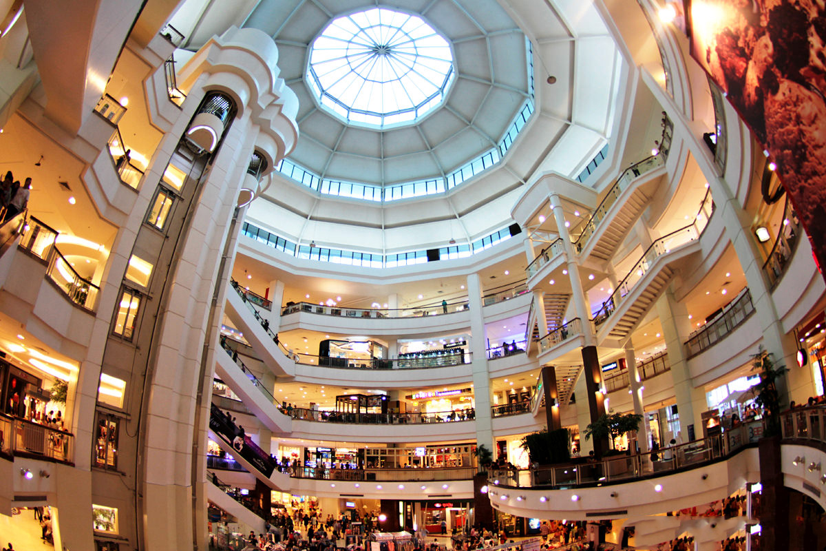 shopping central-pinklao