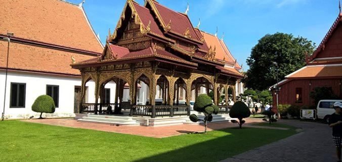 MUSEU NACIONAL DE BANGCOC