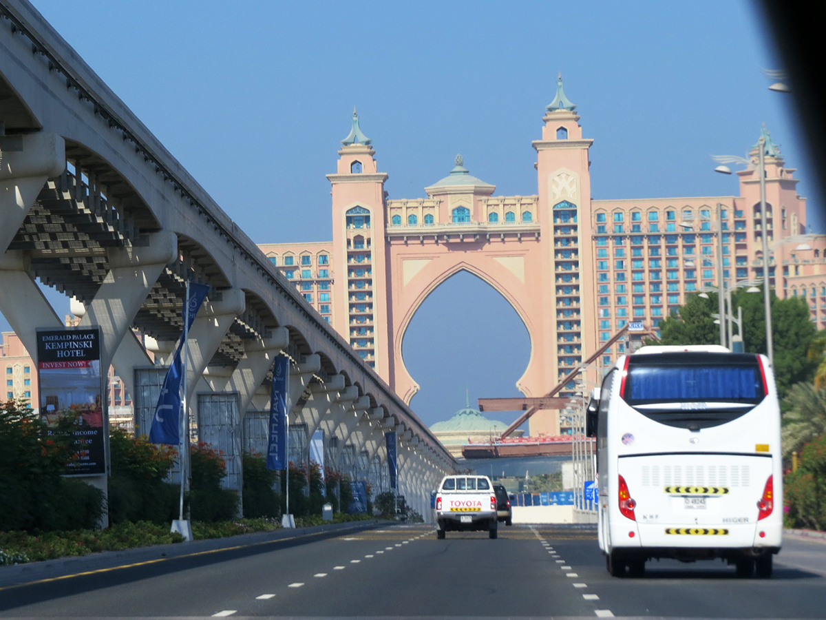 O Atlantis The Palm Resort