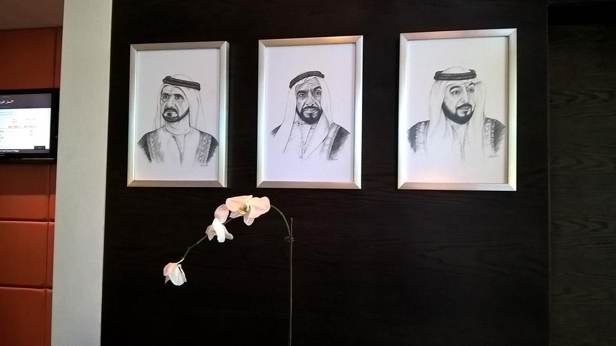 Governantes de Dubai