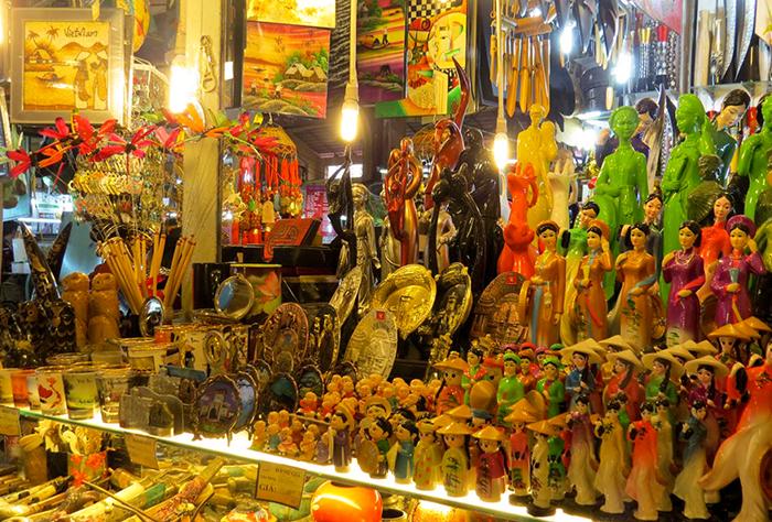 O artesanato de Hanói