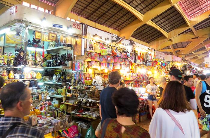 mercado de Hanói