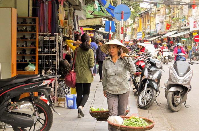 Hanoi_vendedora