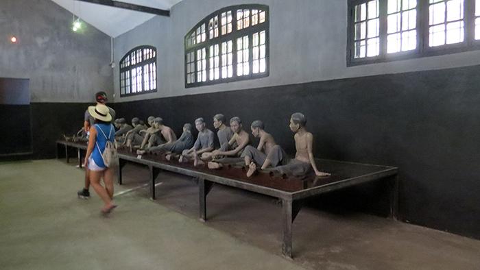 Museu da Prisão em Hanói