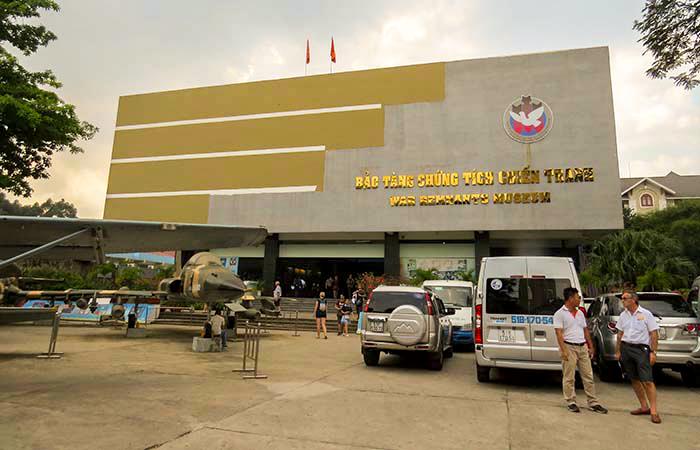 Museu dos Vestígios de Guerra