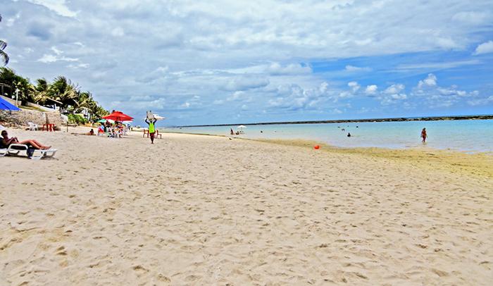 Barra de São Miguel, em Alagoas