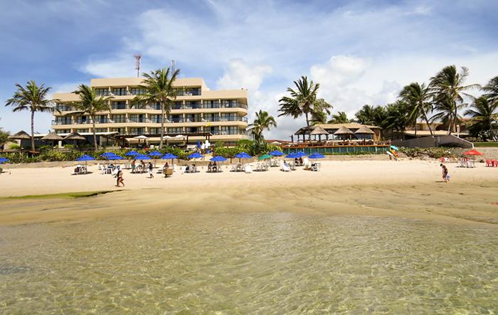 Village Barra Hotel, o lugar perfeito para descansar e aproveitar o sol e o mar de Alagoas