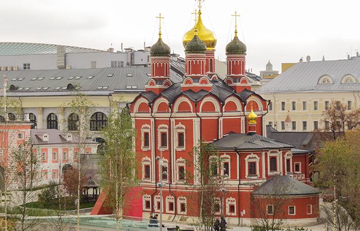 Igreja da Trindade Nikitnika