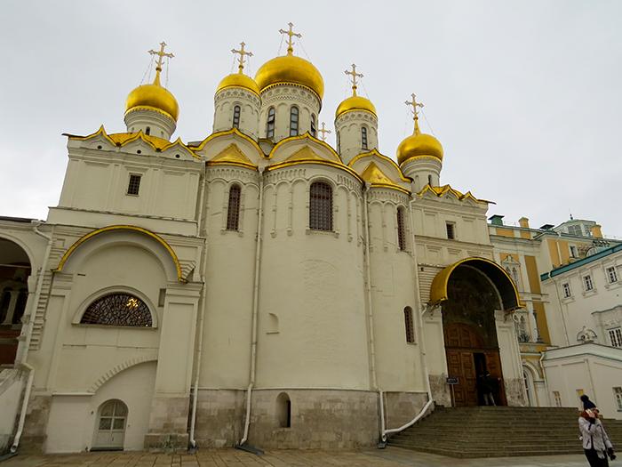 A linda Catedral da Anunciação