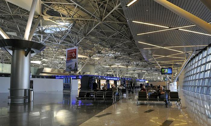 Terminal A do Vnukovo