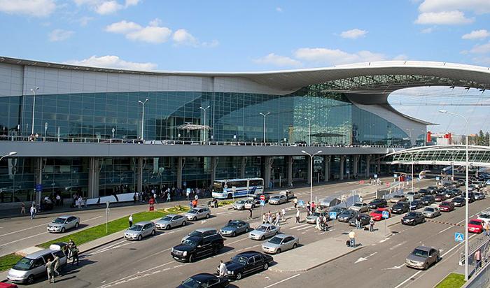 Terminal D do Sheremetievo. Foto: A.Savin