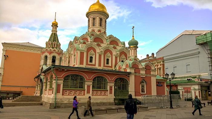 Praça-Vermelha-Catedra-de-Kazan