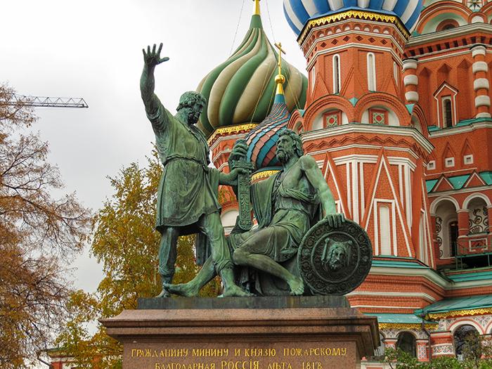 Praça-Vermelha-heróis-russos