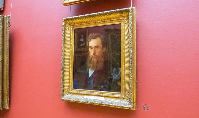 Galeria Tretyakov: Pavel Tretyakov, deIvan Kramskoi