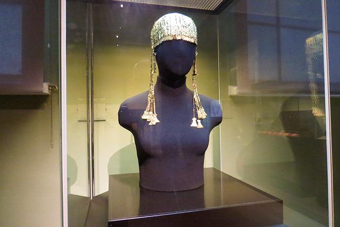 Diadema - Joia da antiga Troia