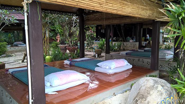 Massagem em Ko Phi Phi