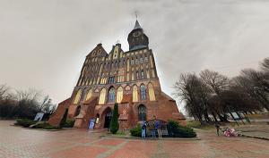 Catedral de Kaliningrado.