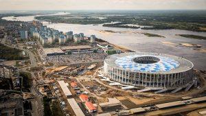 Nijni Novgorod Stadium. Foto: Fifa