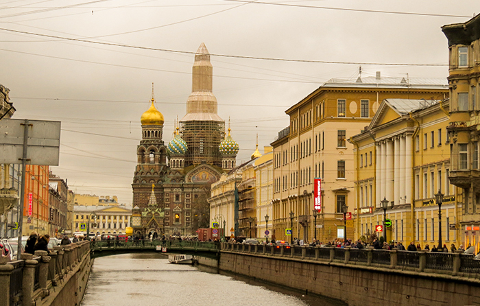 copa do Mundo: dá tempo de visitar a Igreja do Santo Sangue ou da Ressurreição, em Saint Petersburg