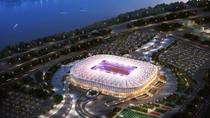 Rostov-on-Don Arena.