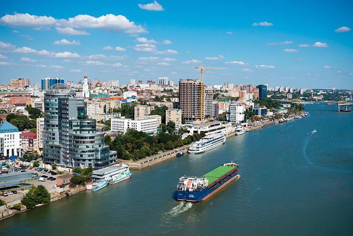 A vibrante cidade Rostov on Don. Foto Russia Trek