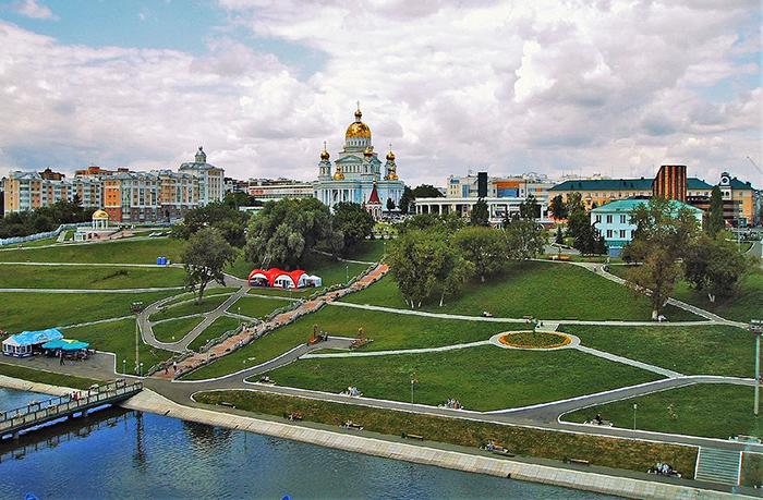 Saransk, na Rússia, berço das tradições. Foto: Wikipedia