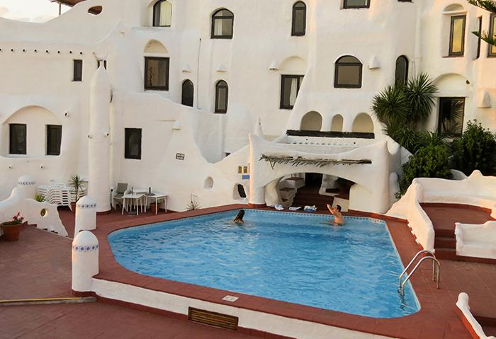 O Clube Hotel Casa Pueblo