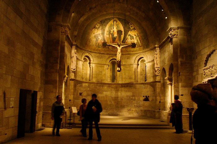 Uma capela medieval