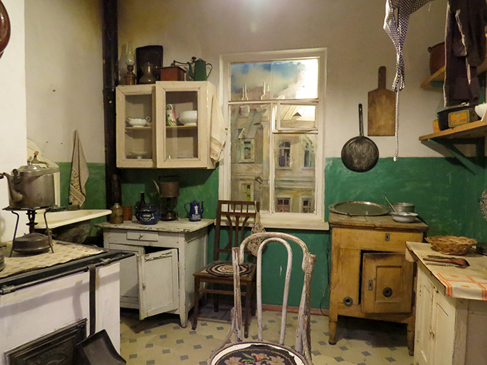 cozinha russa
