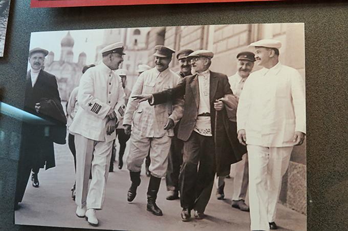 Stalin, Trotsky