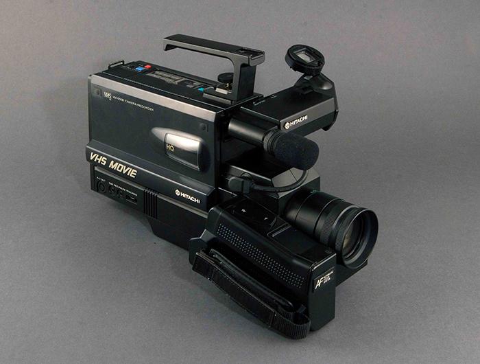 A filmadora de Gorbachev
