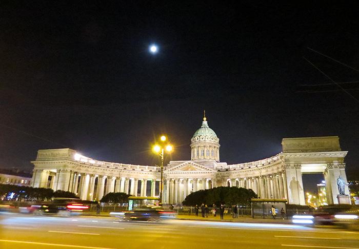 A Catedral de N. Sra. de Kazan