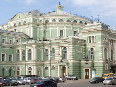 O Mariinski foi o primeiro teatro de São Petersburgo