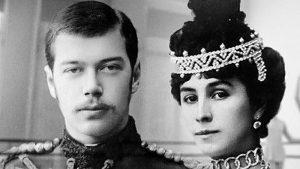 Nicolau e Mathilde