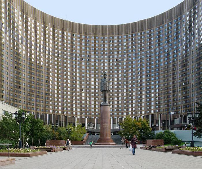 Cosmos Hotel em Moscou
