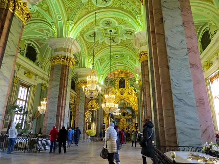Catedral de São Pedro e São Paulo.